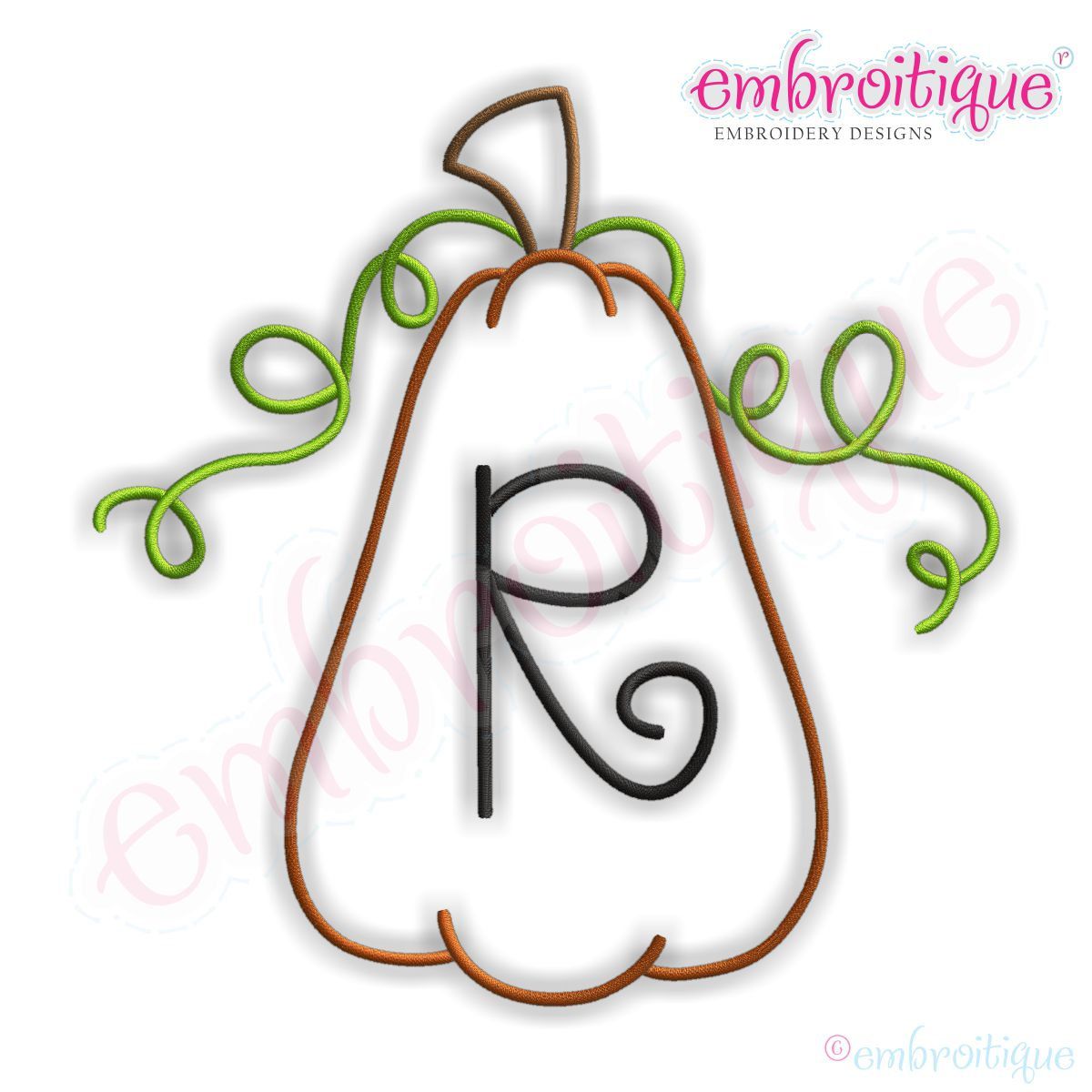 tall-pumpkin-outline-clip-art-Embroitique_Tall_Pumpkin_Outline_with ... Tall Pumpkin Outline Clip Art