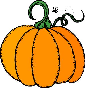 Clipart Info Tall Pumpkin Outline Clip Art