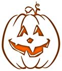 Tall Pumpkin Outline Clip Art   Clipart Panda - Free Clipart Images Tall Pumpkin Outline Clip Art
