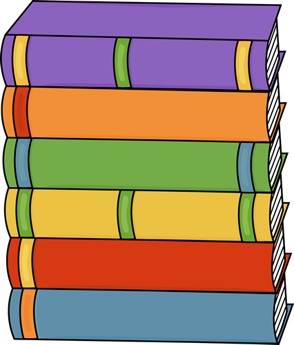 Tall stack of books clip art clipart panda free for Books clipart