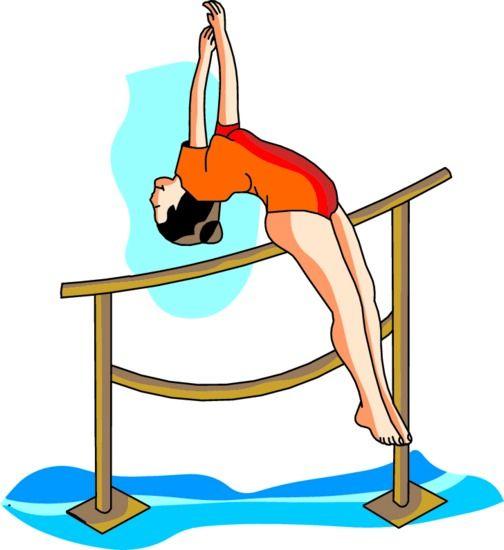 Gymnastics Kids Clipart | Clipart Panda - Free Clipart Images