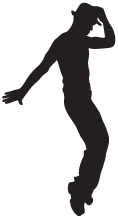 Tap Dancer Silhouette | Clipart Panda - Free Clipart Images