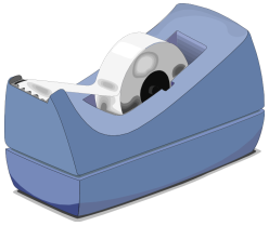 Tape Clipart | Clipart Panda - Free Clipart Images