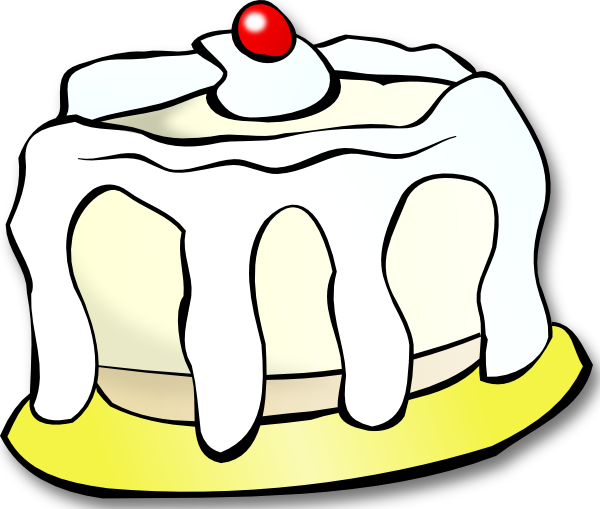 Cake Slice Drawing at GetDrawings | Free download  |Cake Slice Clipart Black And White