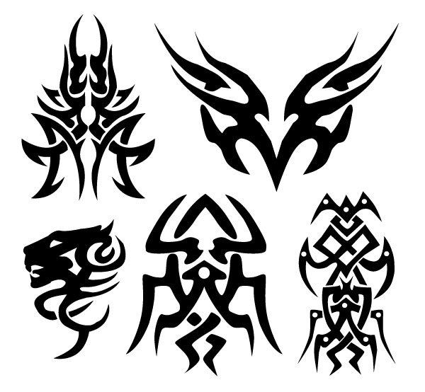 Tattoo Clip Art Generator Clipart Panda Free Clipart
