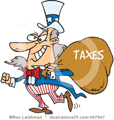 Go Back > Gallery For > Income Tax Clip Art