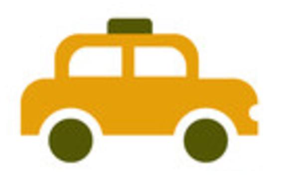 Taxi Clipart