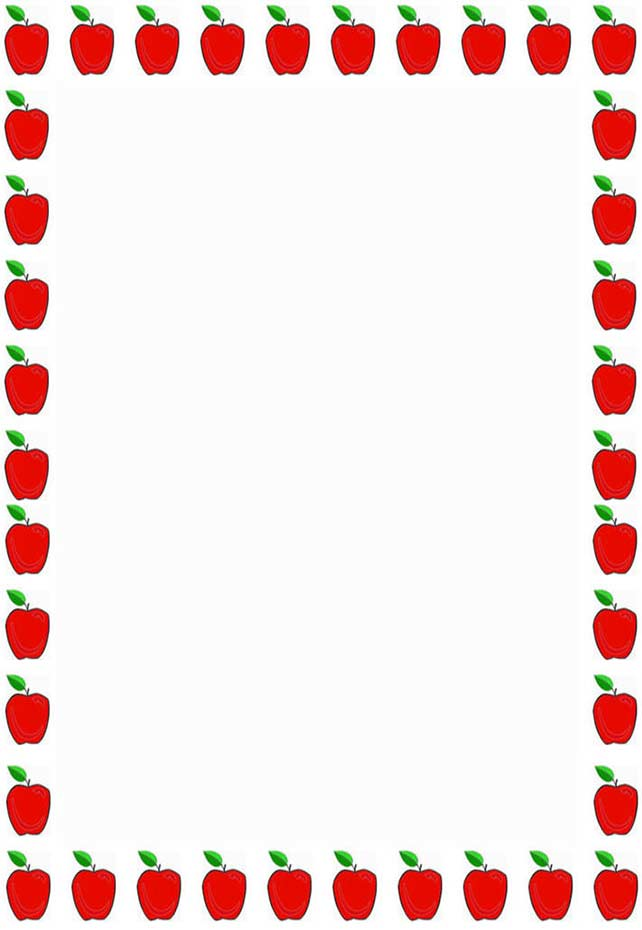 This is an image of Bewitching Free Printable Borders for Teachers