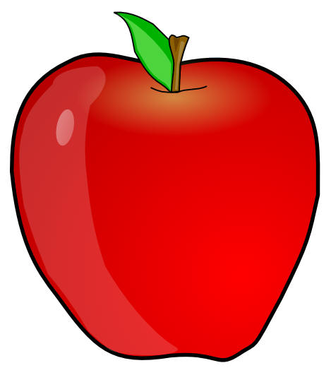 Teacher Apple Border Clipart | Clipart Panda - Free Clipart Images