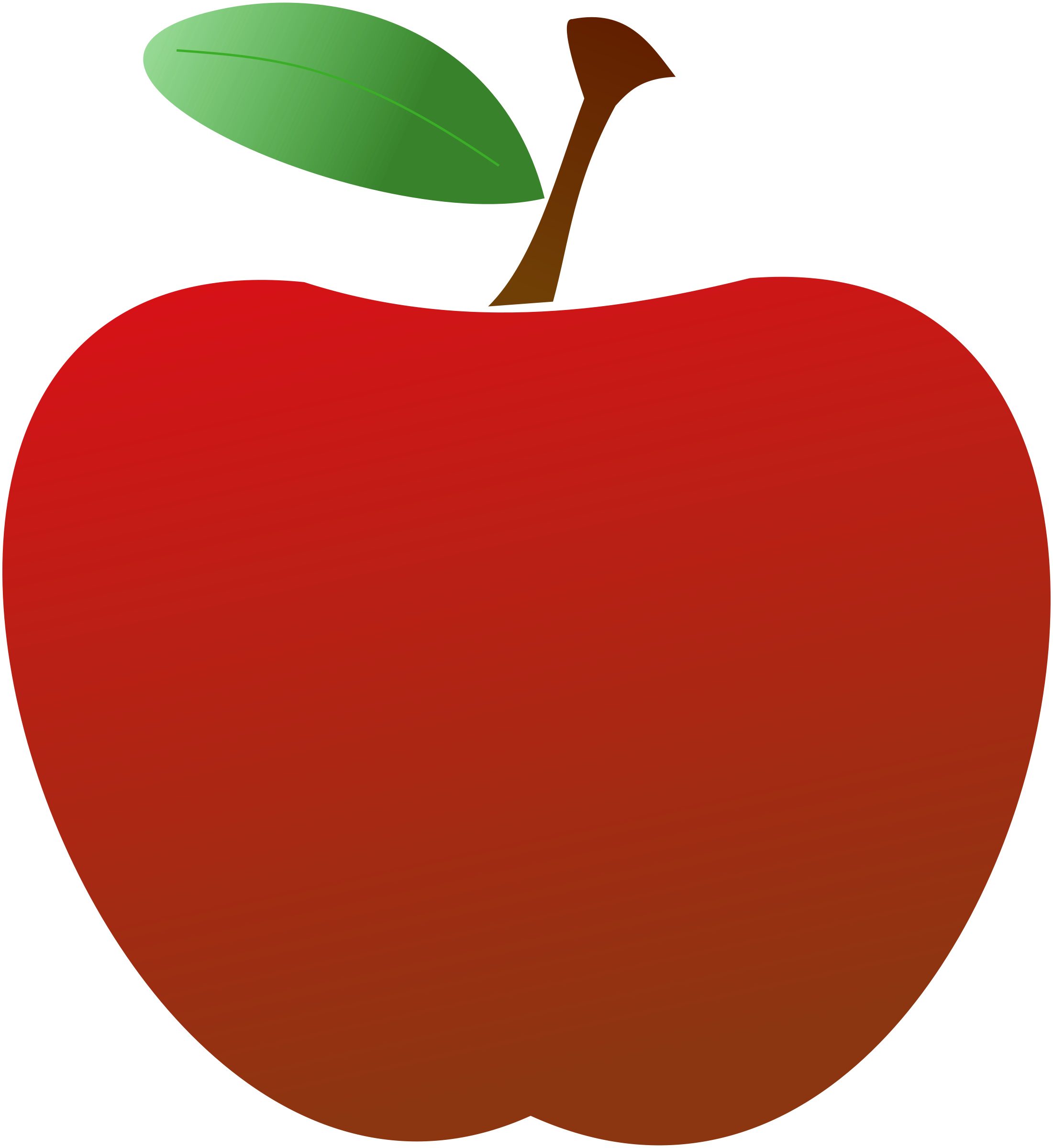 clipart picture of apple - photo #35