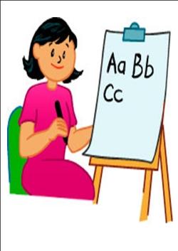Writing Clipart For Teachers Teacher Writing Clip A...