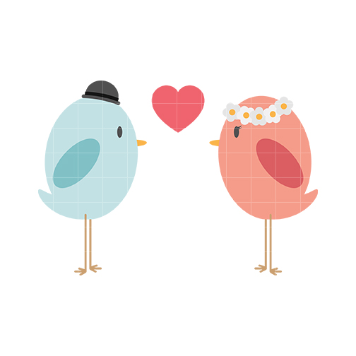 Love bird clip art - photo#4