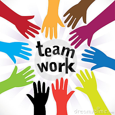 Teamwork Clipart Illustrations | Clipart Panda - Free ...