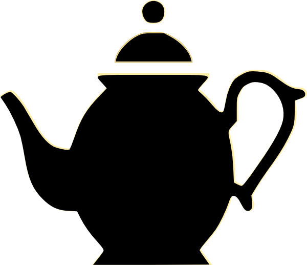 Clip Art Tea Pot Clip Art teapot clip art outline clipart panda free images clipart