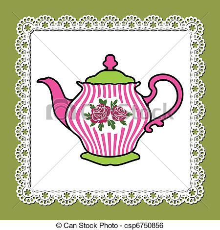 Teapot Clip Art Outline | Clipart Panda - Free Clipart Images