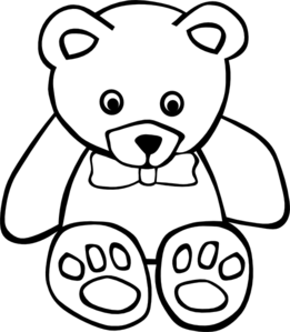 Teddy Bear Clip Art