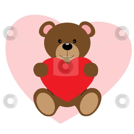 Teddy Bear Clipart Heart | Clipart Panda - Free Clipart Images