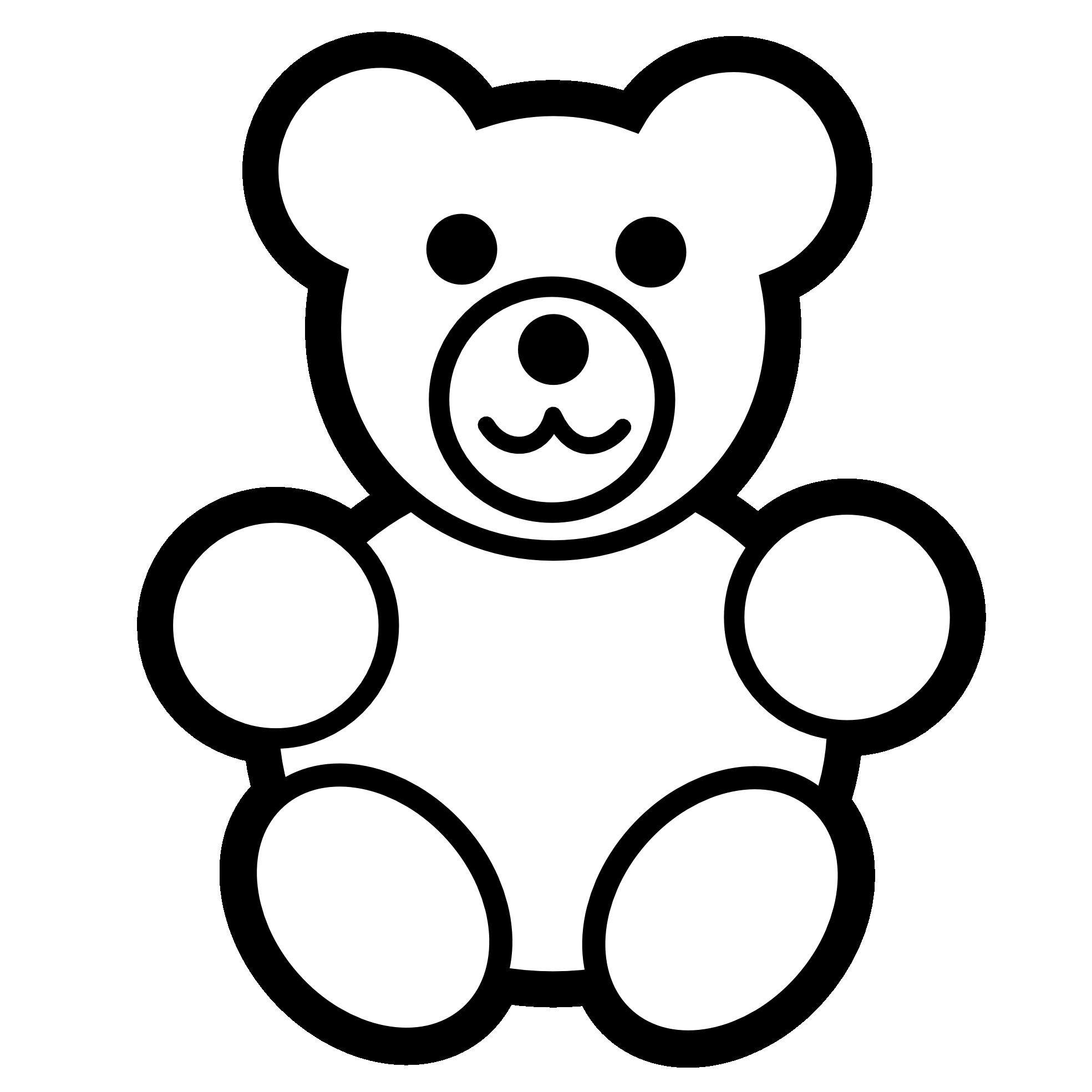teddy%20bear%20outline%20clipart