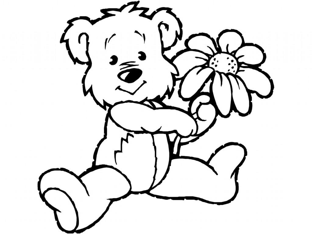 Teddy Clip Art