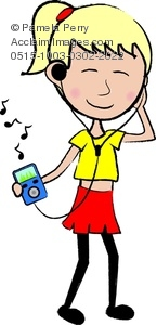 Listening To Music Clipart | Clipart Panda - Free Clipart ...