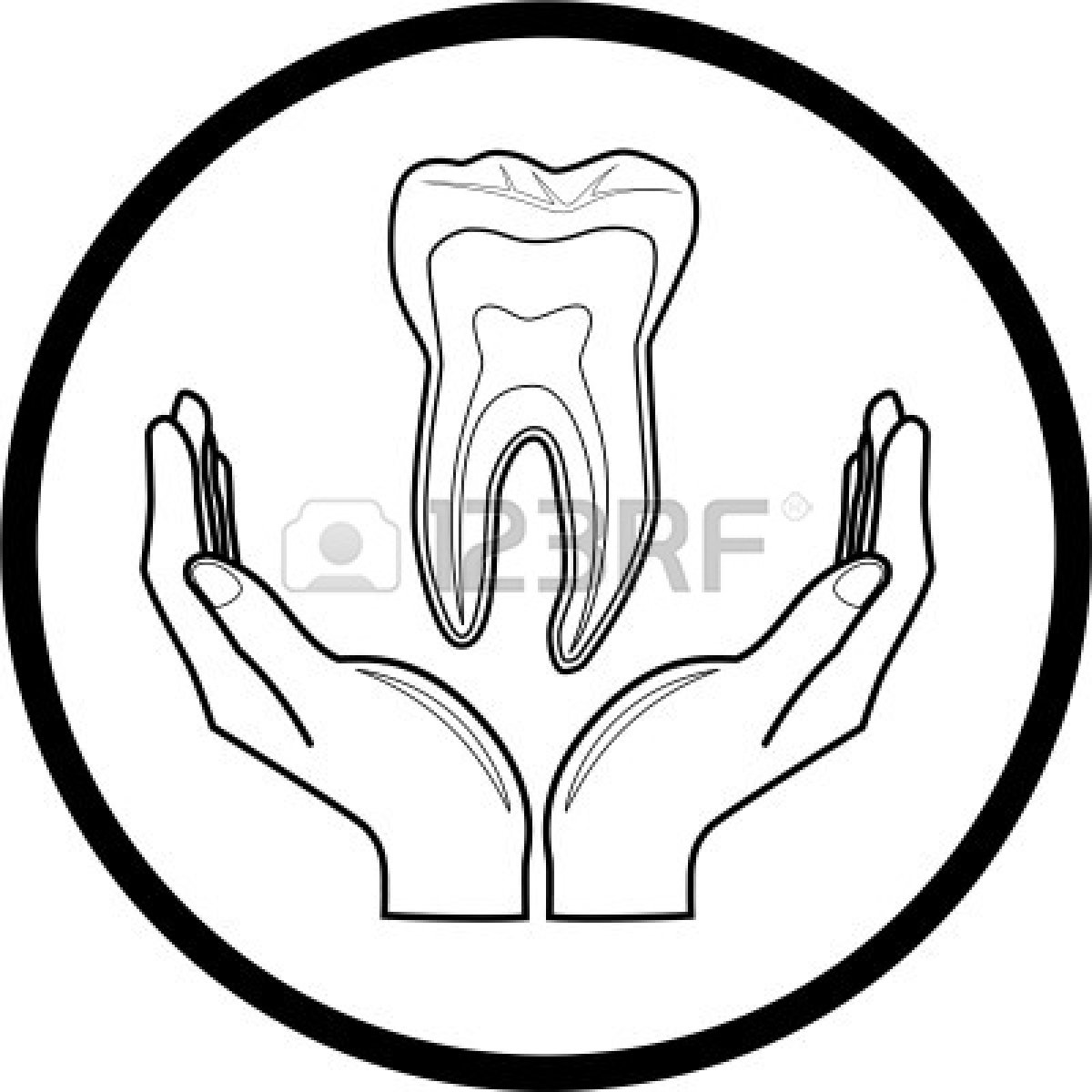 teeth%20clipart%20black%20and%20white