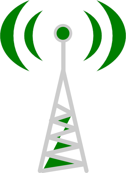 Telecom Tower clip art | Clipart Panda - Free Clipart Images
