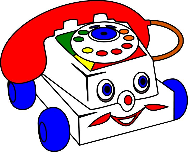 Telephone Clip Art | Clipart Panda - Free Clipart Images
