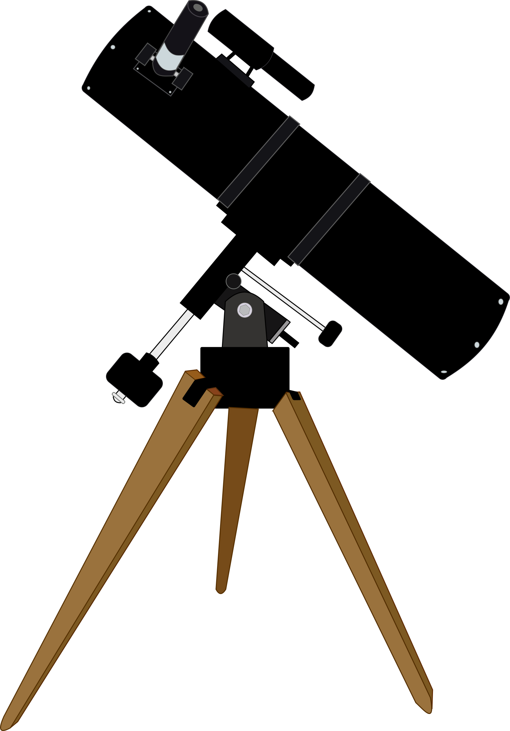 Telescope Clipart | Clipart Panda - Free Clipart Images