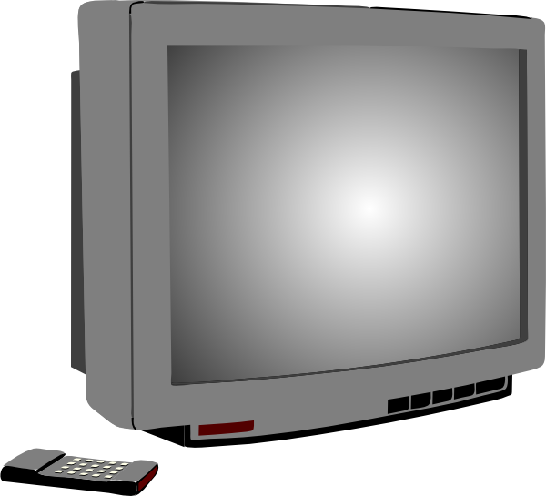Television Clip Art Clipart Panda Free Clipart Images