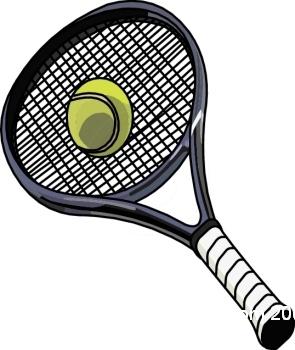 Tennis Racket Clipart | Clipart Panda - Free Clipart Images