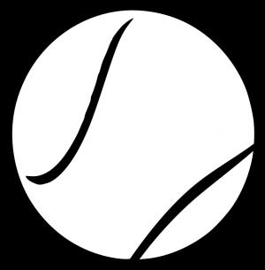 tennis%20ball%20clipart%20black%20and%20white