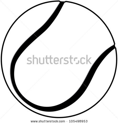 Pics For > Tennis Ball Clipart