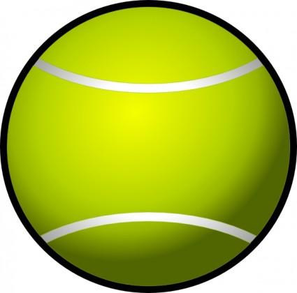 Tennis Ball Clipart | Clipart Panda - Free Clipart Images