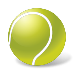 Bouncing Tennis Ball Clipart   Clipart Panda - Free ...