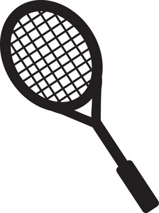 tennis racket clipart black and white clipart panda free clipart rh clipartpanda com tennis racquet clipart png tennis racquet clipart free