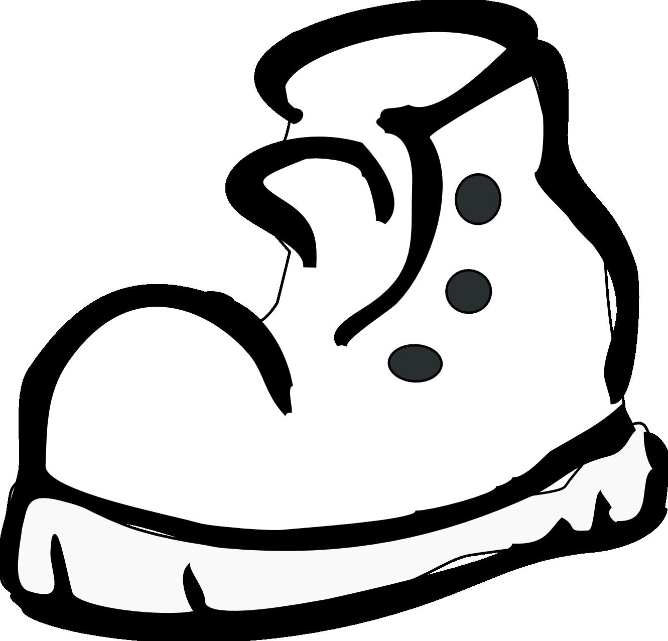 Panda Tennis Shoes