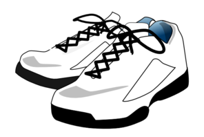 tennis shoes clipart black and white clipart panda free clipart rh clipartpanda com tennis shoes clipart svg tennis shoe clip art black and white
