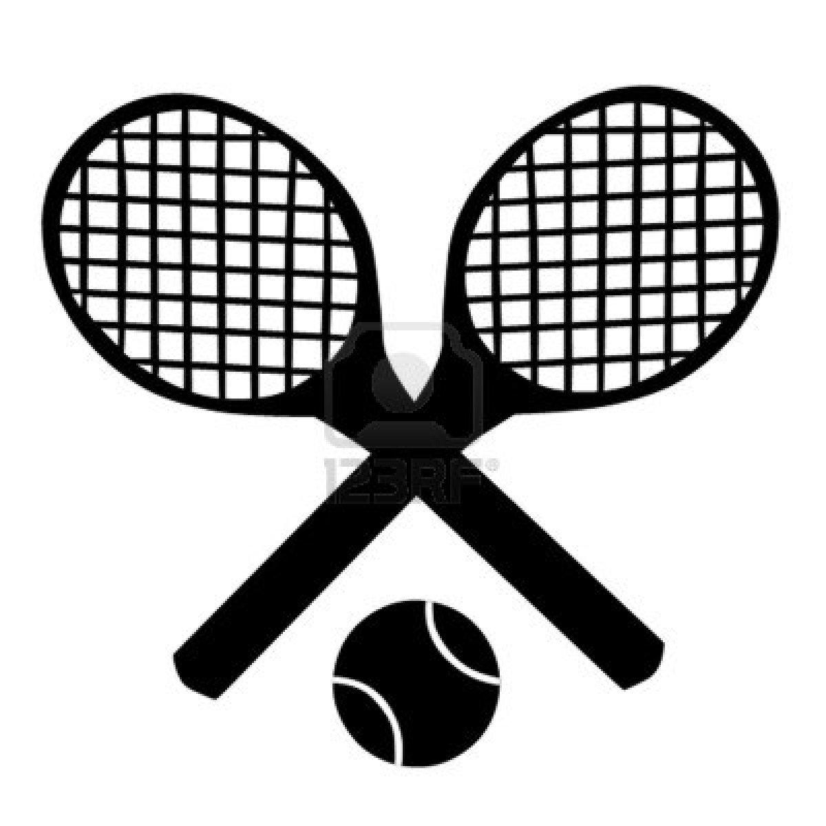 clipart panda tennis - photo #20