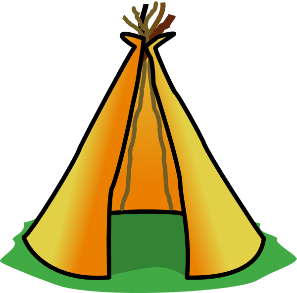 Tent Clip Art