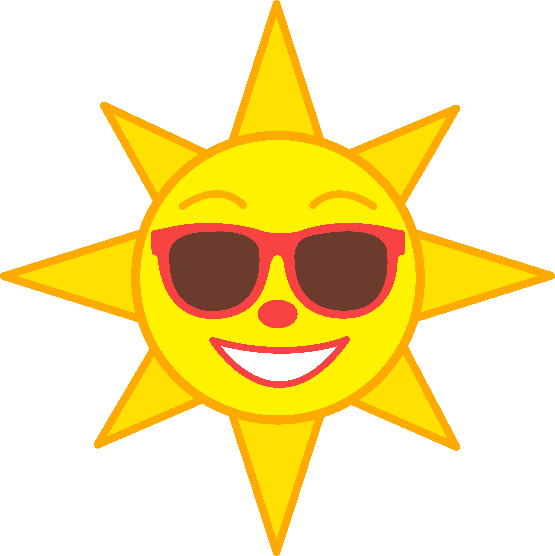 Happy Sun Clip Art | Clipart Panda - Free Clipart Images