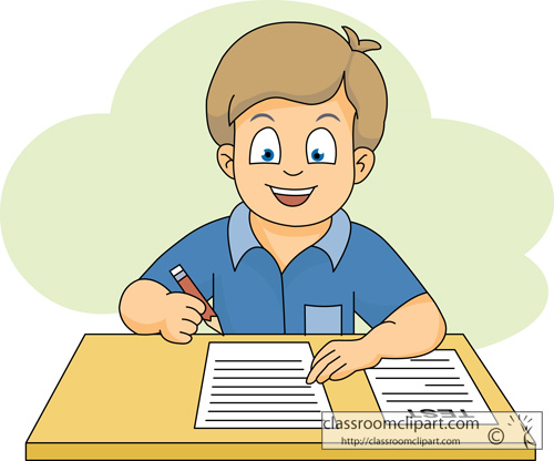 Image result for exam clipart