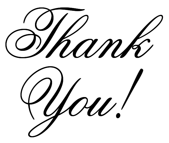 free online thank you clipart - photo #43