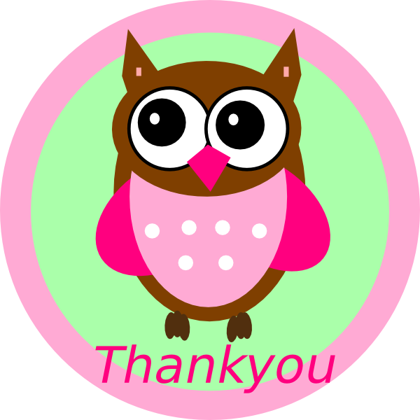 Thank You Clip Art Clipart Panda Free Clipart Images