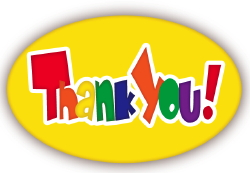 thank you clip art clipart panda free clipart images rh clipartpanda com thank you clipart animated thank you clipart flowers