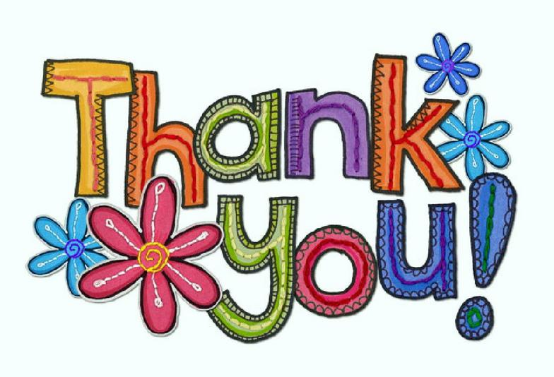 Thank You Clipart | Clipart Panda - Free Clipart Images