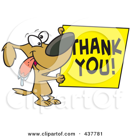 thank you clipart funny clipart panda free clipart images rh clipartpanda com Cute Thank You Clip Art Super Thank You