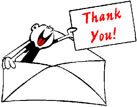 thank you clipart funny clipart panda free clipart images rh clipartpanda com Animated Thank You funny thank you clipart free