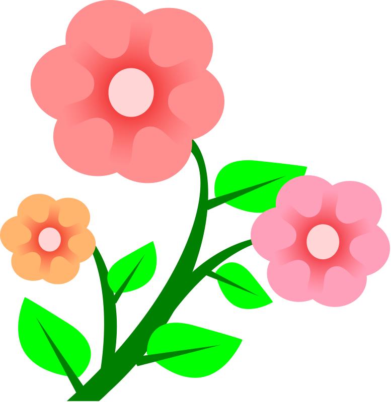 Clip Art Clip Art Flowers thank you flowers clipart panda free images