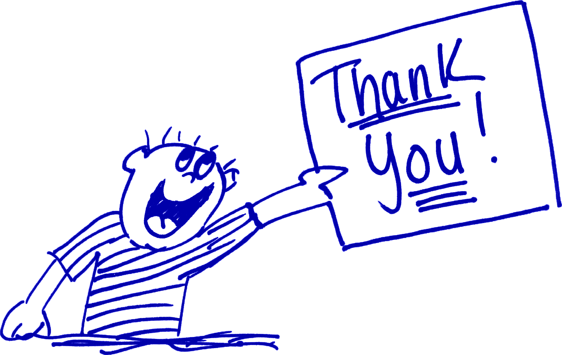 Line Art Thank You : Thank you for watching animated clipart panda free