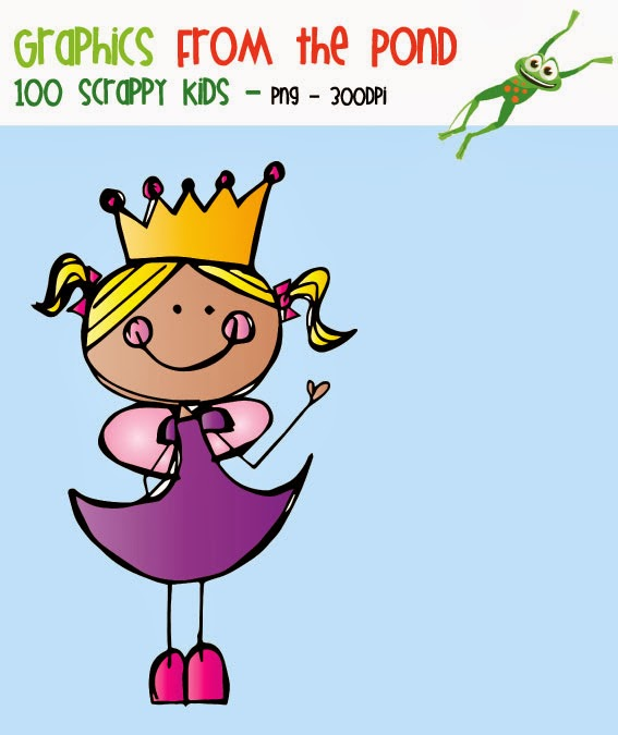 Thank you kids clip art 100 scrappy kids display